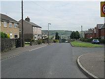 SE0726 : Sandbeds Road - Moor End Road by Betty Longbottom