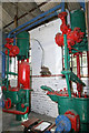 SN7803 : Cefn Coed Colliery Museum - feed pump house by Chris Allen