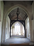 TL9925 : St. Martin's Church, West Stockwell Street, CO1 - chancel by Mike Quinn