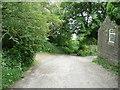 SE0328 : Halifax Bridleway 156 at Lower Green Edge by Humphrey Bolton