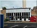 SO8276 : Kidderminster Treatment Centre - boiler house by Chris Allen