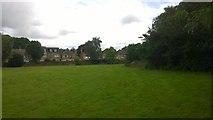 TQ1169 : Open Garden Area of Sunbury Court by James Emmans