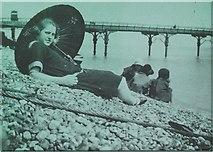 TR3752 : Deal Pier in 1927 by J W Ewing