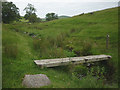 SD5399 : Footbridge over minor beck, Selside by Karl and Ali