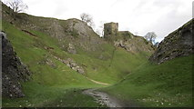 SK1482 : Cave Dale by Chris McAuley