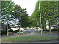 SP0893 : Uphill to Hawthorn Road-Kingstanding, Birmingham by Martin Richard Phelan