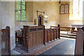 TG4612 : St Mary, Thrigby - Chancel by John Salmon