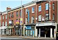 J3373 : Nos 126-134 Gt Victoria Street, Belfast (June 2014) by Albert Bridge