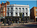 TQ3276 : The Tiger, Saloon and Lounge, 18 Camberwell Green by Robin Stott