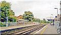 TR3650 : Walmer Station by Ben Brooksbank
