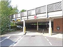 SU3988 : Mill Street Undercroft Car Park by Oliver Dixon