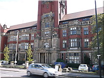 NZ2465 : Armstrong building Newcastle University by colin lancaster