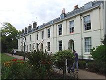 TR1457 : Dane John Gardens, Canterbury by Chris Whippet