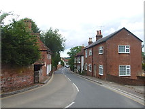 TR1859 : High Street, Fordwich by Chris Whippet