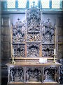 SD8530 : Towneley Hall Chapel Altarpiece by David Dixon