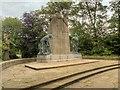SD8530 : Burnley War Memorial at Towneley Park by David Dixon