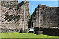 NS0864 : Rothesay Castle by Billy McCrorie