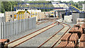 J3272 : Railway sidings, Adelaide, Belfast (July 2014) by Albert Bridge