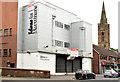 """J3272 : Former """"Majestic"""" cinema, Belfast (July 2014) by Albert Bridge"""
