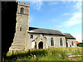 TM3577 : St.Mary's Church, Chediston by Adrian Cable