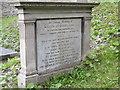 SH8076 : Idwal Ben Humphrey Jones - gravestone by Richard Hoare