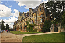 SP5105 : Oxford : The Meadow Building by Lewis Clarke