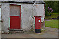 NN1861 : Postbox in Kinlochleven by Nigel Brown