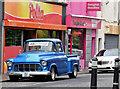 D1003 : Chevrolet pick-up truck, Ballymena by Albert Bridge