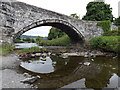 SH7961 : One arch of Pont Fawr by Richard Hoare