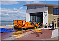 SD4264 : RNLI Hovercraft Station by Ian Taylor