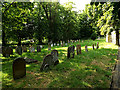 TM3377 : St.Margaret of Antioch Churchyard by Adrian Cable