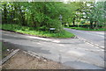 TQ2124 : Picts Lane, A281 junction by N Chadwick