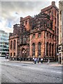 SJ8398 : The John Rylands Library, Deansgate by David Dixon