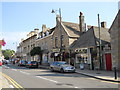 TF1309 : Market Place, Market Deeping by Paul Bryan
