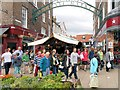 SE6051 : York, Newgate Market by David Dixon