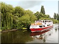 SE5852 : River Cruise on the Ouse by David Dixon