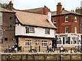 SE6051 : The Kings Arms, York by David Dixon