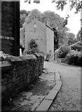 SE0726 : At Brackenbed Grange by Derek Harper