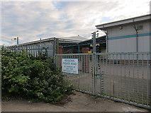 TL4658 : Ridgeons off Cromwell Road by Hugh Venables