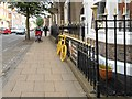 SE5952 : Yellow Bike, Bootham by David Dixon