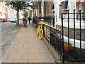 SE5952 : Yellow Bike, Bootham by David Dixon