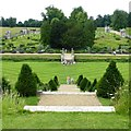 SK9226 : Easton Walled Gardens by David Lally
