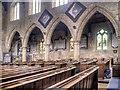 SE2280 : St Mary's Church, South Aisle by David Dixon