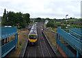 TA0509 : Barnetby Railway Station by JThomas
