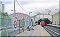 TQ2577 : West Brompton Station by Ben Brooksbank