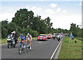 TL4749 : Tour de France: two-man breakaway by John Sutton