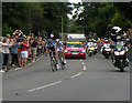 TL4751 : The Tour de France comes to Stapleford by Keith Edkins