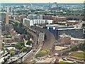 SJ8397 : Castlefield Viaducts by David Dixon
