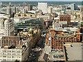 SJ8397 : Manchester City Centre, Deansgate by David Dixon