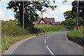 TL4925 : Unnamed Road past Manuden Lodge by J.Hannan-Briggs